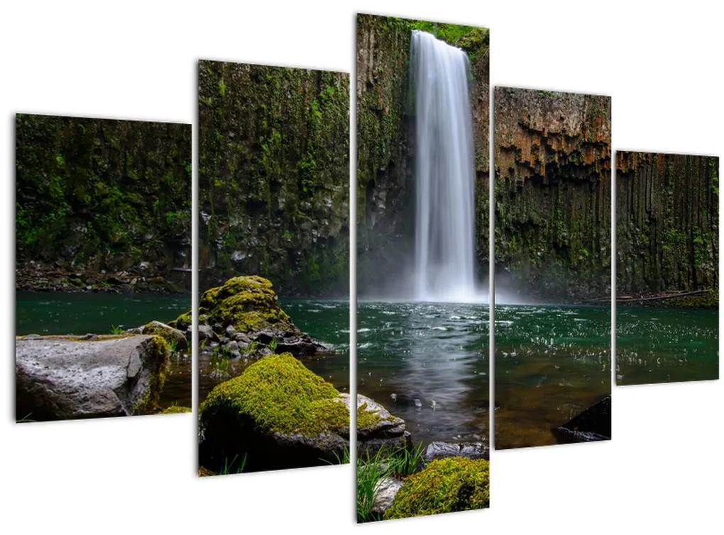Vízesések képe (150x105 cm)
