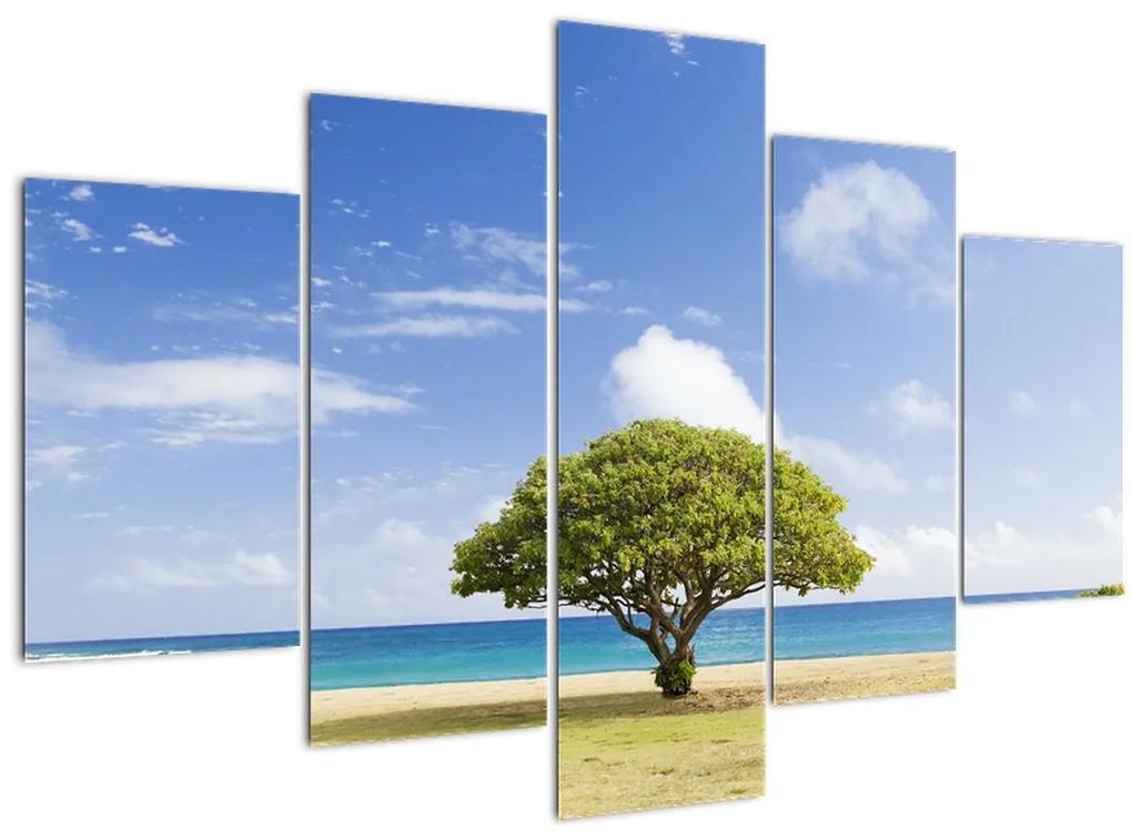 Fa a tengerparton (150x105 cm)