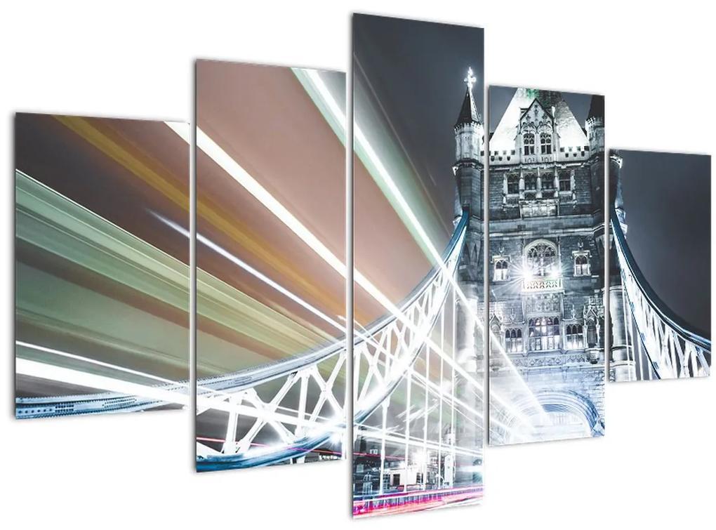 A Tower Bridge képe (150x105 cm)