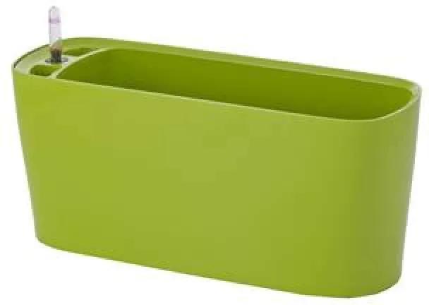 G21 önöntöző kaspó Combi mini 40 cm, zöld - (6392502)