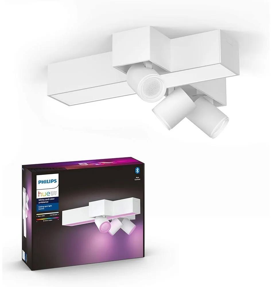Philips Philips 50608/31/P7 - LED RGB Spotlámpa CENTRIS LED/25W/230V + 3xGU10/5,7W P3724