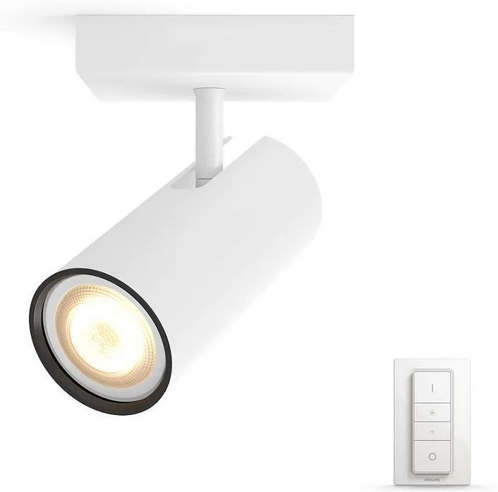 Philips Philips 50461/31/P7 - LED Szabályozható spotlámpa HUE BURATTO 1xGU10/5,5W P2380