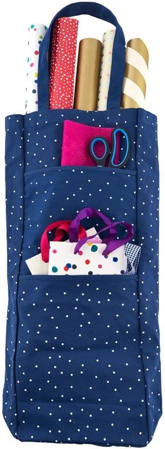 Gifty kék táska csomagoló eszközök tárolásához - Busy B