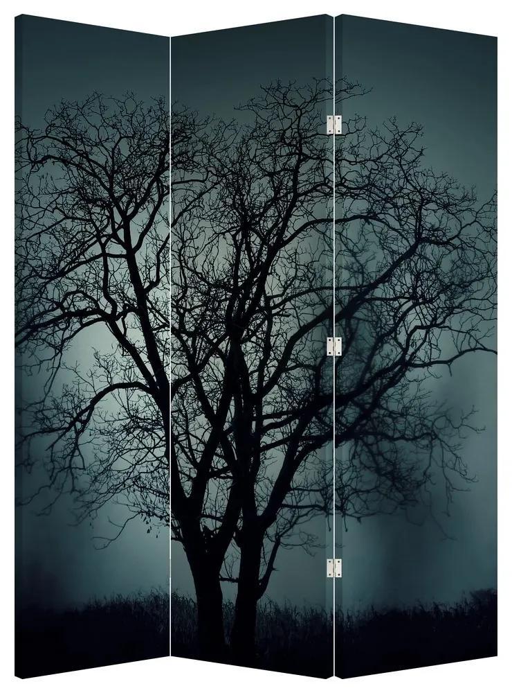 Paraván - Fa napfogyatkozáskor (135x180 cm)