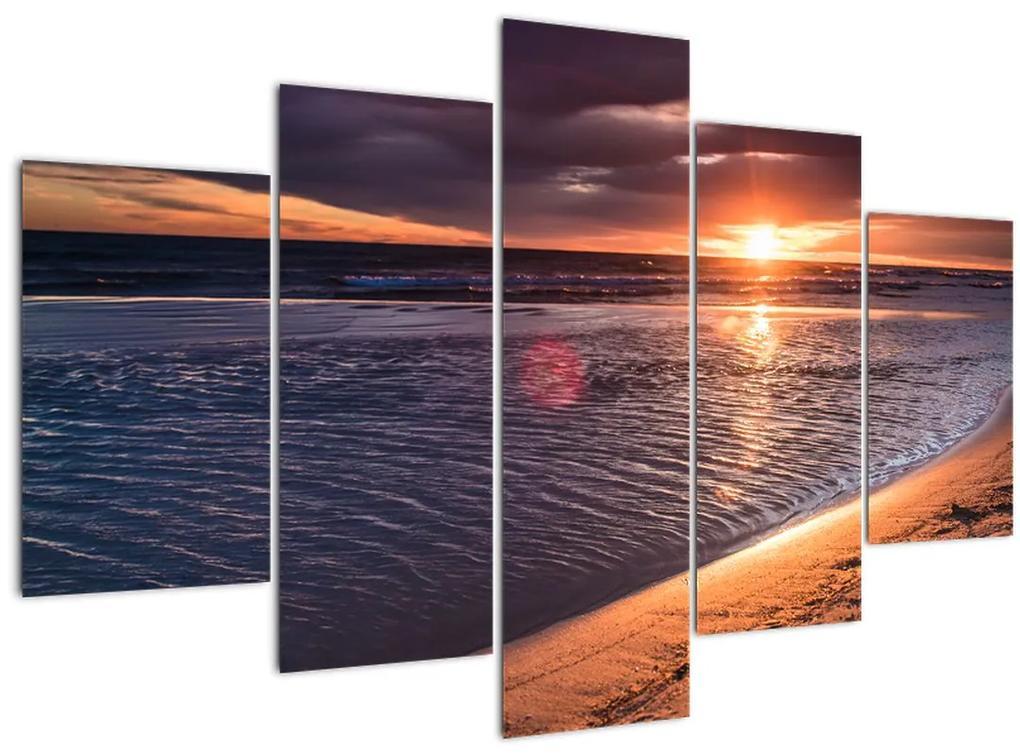 Napnyugta képe (150x105 cm)