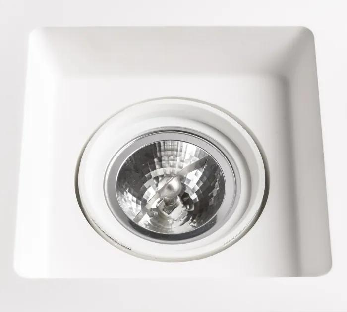 RENDL R10272 DINO mennyezeti lámpa, gipsz gipsz