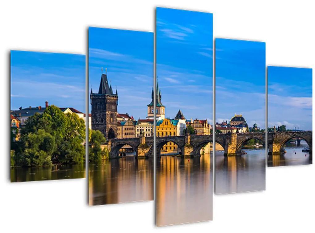 Károly-híd képe (150x105 cm)