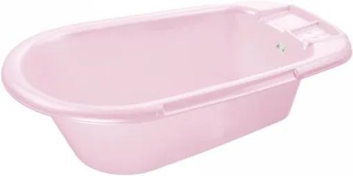 Rotho Babydesign Fürdető kád Bella Bambina, rózsaszín gyöngyház