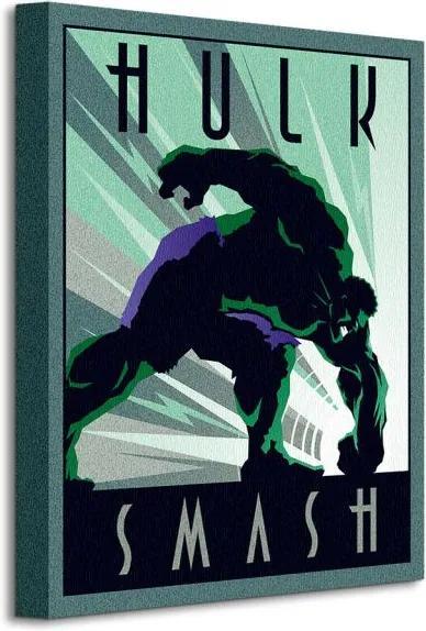 Vászonkép Marvel Deco (Hulk) 30x40cm WDC92236