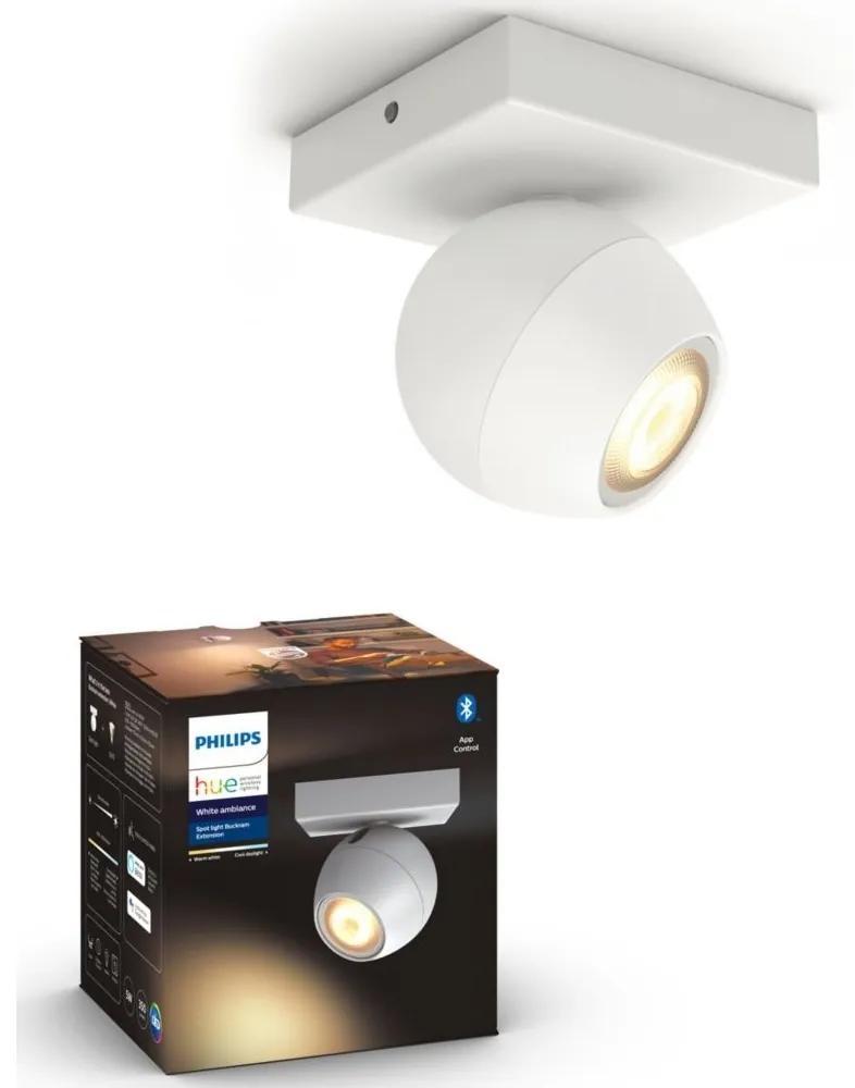 Philips Philips 50471/31/P9 - LED Szabályozható spotlámpa HUE BUCKRAM 1xGU10/5W/230V P3767