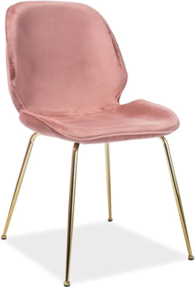 Adrien étkezőszék rózsaszín