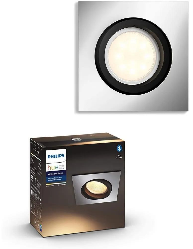 Philips Philips 50421/48/P9 - LED Szabályozható lámpa MILLISKIN 1xGU10/5W/230V P3779