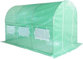 Fóliasátor Home&Garden 200 x 350 cm - zöld