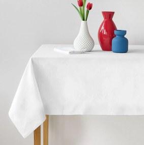 Fehér pamut terítő Méretek: 80 x 80 cm, Grammsúly: 150 g/m2