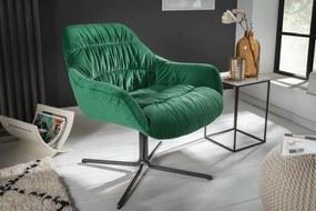 BIG DUTCH zöld 100% polyester szék 83x76x79