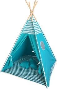 G21 TEEPEE kék égbolt mintájú sátor