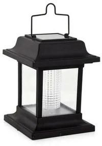 Activer napelemes lámpás, fekete
