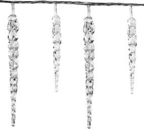 VOLTRONIC® Jégcsapok 40 LED Hideg fehér