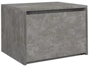 Arosa K1 éjjeliszekrény, beton