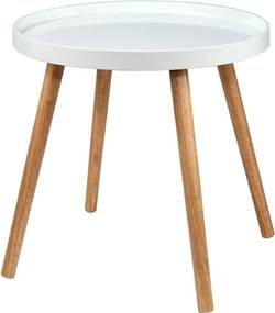 SWING TIME asztalka fehér 50cm