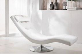 RICREAZIONE design fotel/heverő - fehér