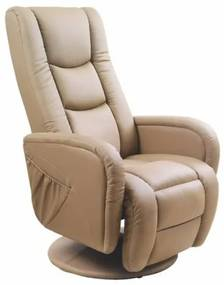 PULSAR relax fotel, bézs