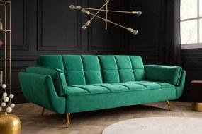 BOUTIQUE exkluzív kanapé - zöld