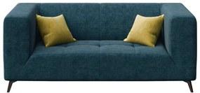 Toro türkizkék kanapé, 217 cm - MESONICA
