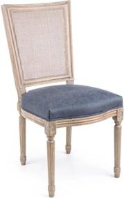 LILIANE sötétkék szék