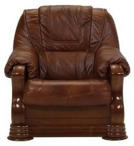 Valódi Bőr Parma fotel