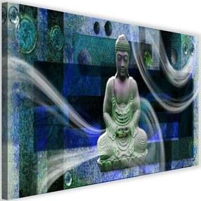 Modern kép 120x80cm – Modern Buddha