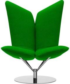 Angel Swivel zöld forgófotel - Softline
