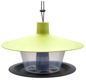 Finch madáretető, zöld