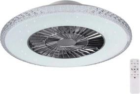 Trio TRIO - LED Mennyezeti ventilátor VISBY LED/40W/230V + távirányító LX0130