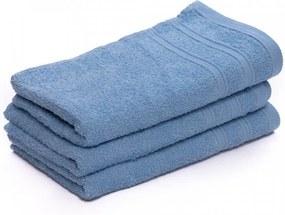 Bella kék gyerek törölköző 30x50 cm
