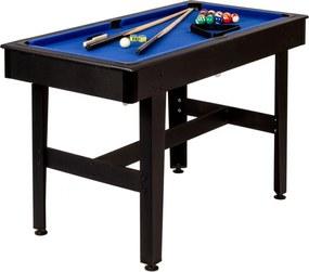 Pool biliárd asztal TUIN 4 ft 122 x 61 cm - kék