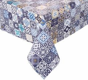 WATERPROOF lemosható asztalterítő, Csempe mintázat 110 x 140cm