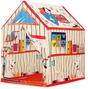 EcoToys Veterina 8165 gyermekház