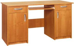 NAP-Duet polcos-fiókos számítógépasztal
