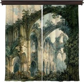 Curtain Runna 2 részes függönyszett, 140 x 260 cm