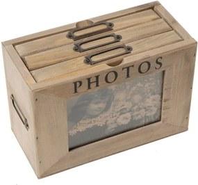 Wood Photos fotótartó doboz - Antic Line