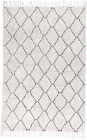 GOA bézs pamut szőnyeg 180x120cm