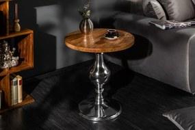 Oldalsó asztal Spectacular 51 cm mangó