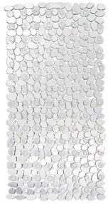 Drop átlátszó csúszásgátló kádszőnyeg, 71 x 36 cm - Wenko
