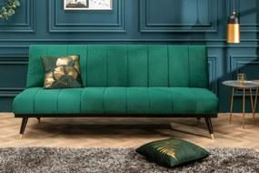PETIT BEAUTE design kanapé - 180cm - zöld