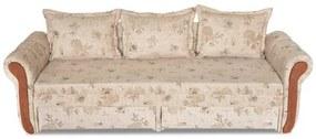 Verona ágyazható, karfás  kanapé, 150 x 190 cm. a