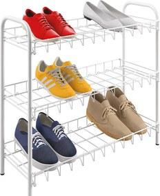 Shoe Rack háromrészes cipőtartó állvány - Metaltex