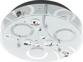 Eglo Eglo 96998 - LED Mennyezeti lámpa AQUILA 3xGU10/3W/230V EG96998