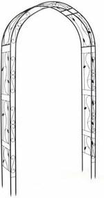 Kerti boltív GARTHEN 260 x 130 x 38 cm