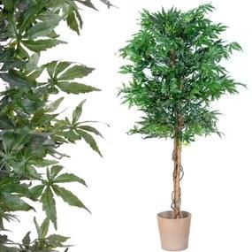 Műnövény kender PLANTASIA® 150 cm